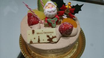 奈良市・学園前いのうえ矯正歯科スタッフブログケーキ